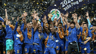 Chinese Super League champions Jiangsu FC to cease operations