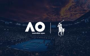 Ralph Lauren becomes official outfitter of the Australian Open