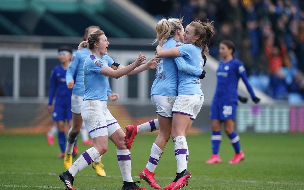 WSL announces record-breaking £8m per-season broadcasting deal with BBC and Sky