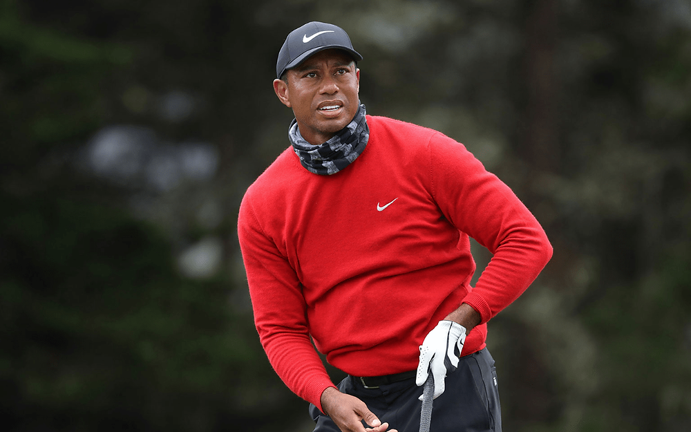Tiger Woods signs exclusive deal with 2K to feature in PGA Tour 2k series