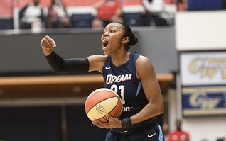 Renee Montgomery purchases stake in Atlanta Dream