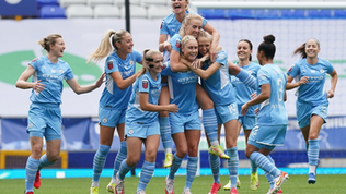 WSL nets record viewing figures for BBC