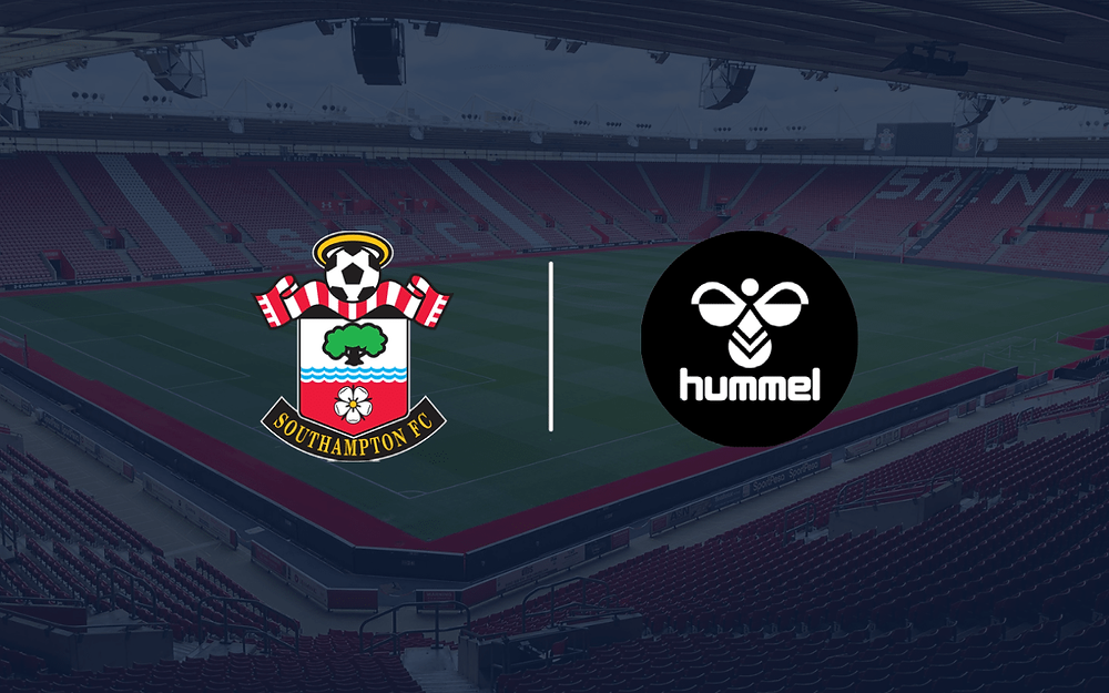 southampton sign five-year kit deal with hummel under armour