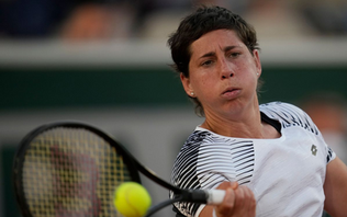 A return to the French Open got Carla Suarez Navarro through cancer treatment