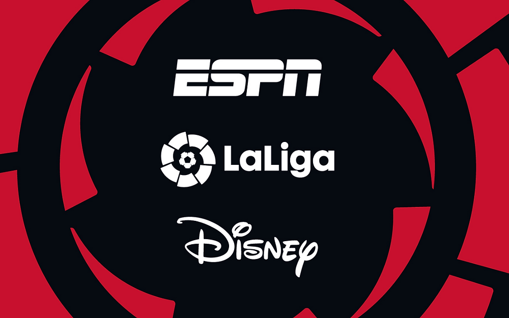 La Liga agrees historic rights agreement with ESPN show the league across the US