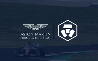 Aston Martin sign multi-year deal with Crypto.com