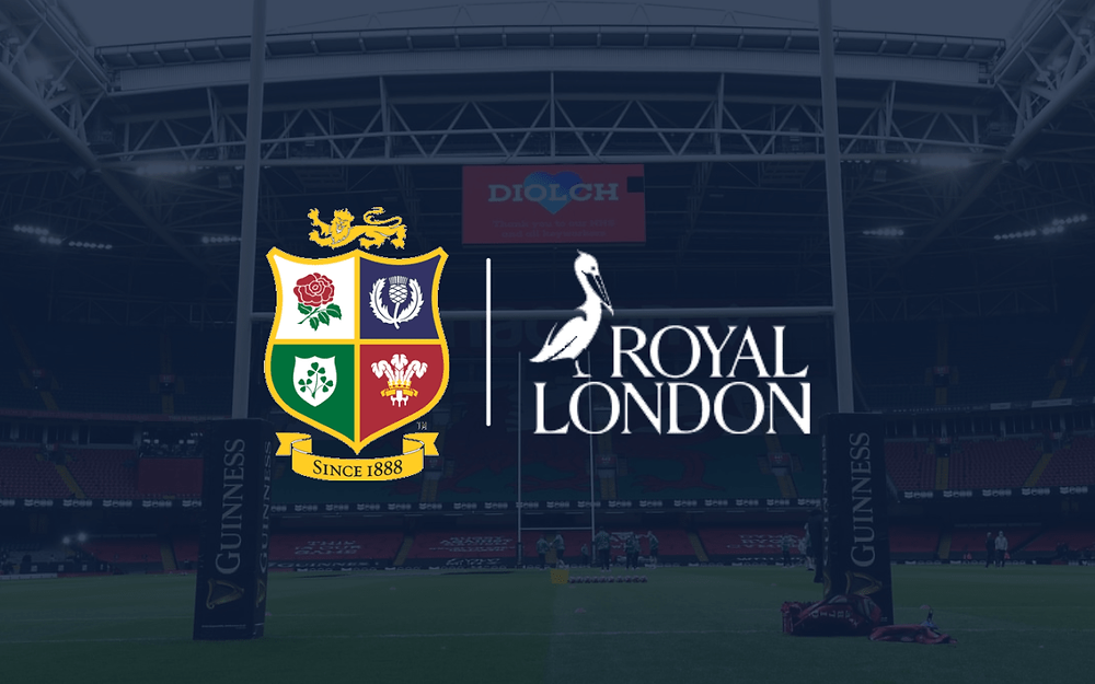 British and Irish Lions partner with Royal London to fund women's team feasibility study