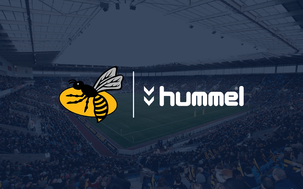 Wasps agree club-record deal with Hummel