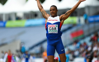 Gymshark gift Daniel Bramble £8,875 to fund his Tokyo Olympic Campaign