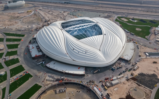 GWC become first Qatar 2022 FIFA World Cup regional sponsor