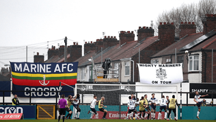 Marine A.F.C announce multiple kit sponsorships ahead of historic FA Cup tie