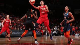 WNBA named industry leader in diversity hiring