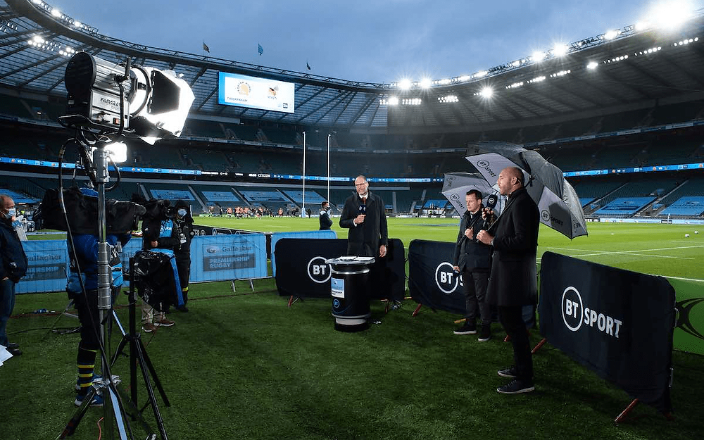 BT explore possible sale of sports broadcasting arm