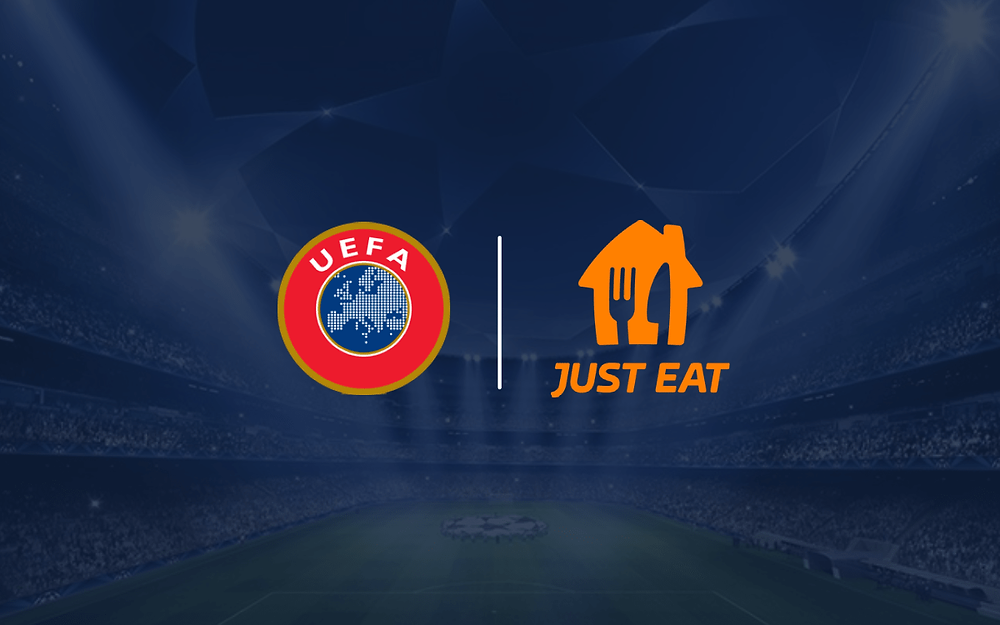 JustEat agrees to sponsor major UEFA competitions