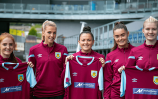 Burnley FC outlines plans to professionalise women's football