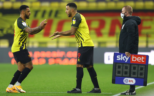 EFL allows five substitutes for the remainder of 2020/21 season