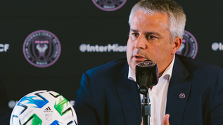 Inter Miami CF COO and Sporting Director steps down