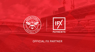 Brentford FC extend partnership with IFX payments