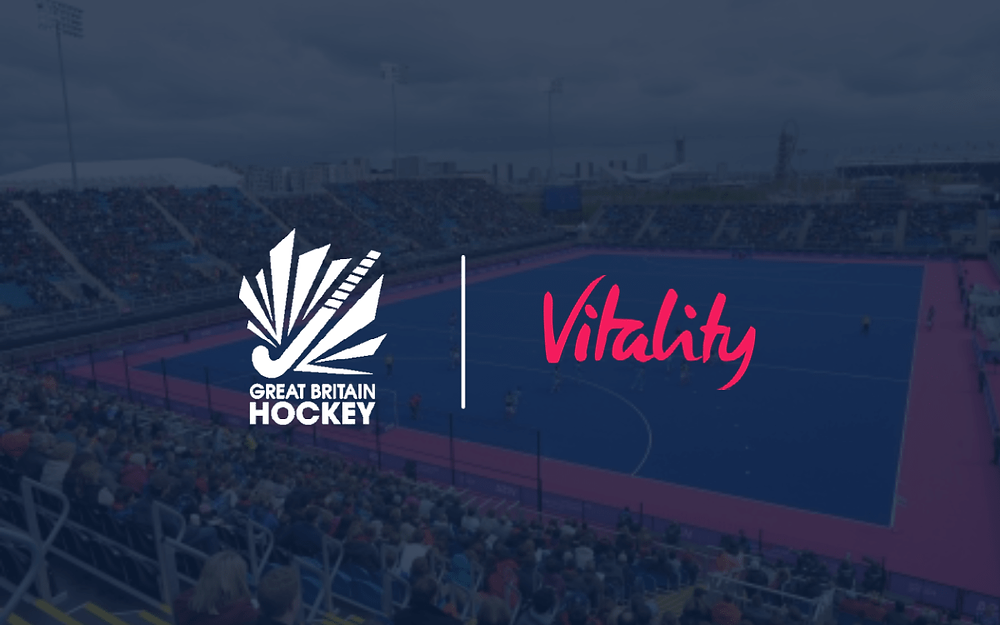 vitality partner with england and gb women hockey teams