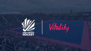 Vitality partner with England and GB Women's Hockey Teams
