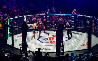 Fighting talk: How UFC rival eyes expansion in the Middle East