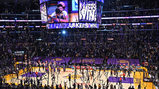 Los Angeles Lakers extend Staples Center stay until 2041