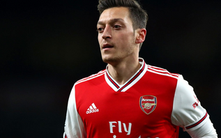 Mesut Ozil looks beyond football with move into venture capital