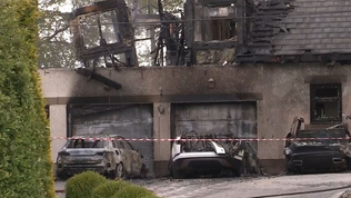 Police treating explosion and fire at Celtic chief executive's home as deliberate