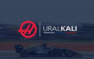 Haas F1 unveil Uralkali as title sponsor