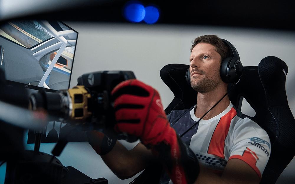 Grosjean's R8G esports franchise will manage Haas F1's esports team