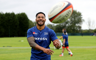 Emphasis on player welfare convinced Manu Tuilagi to join Sale Sharks