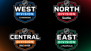 NHL sells naming rights to its four divisions