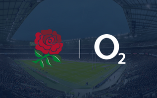 England Rugby and O2 form longest shirt sponsorship in sporting history