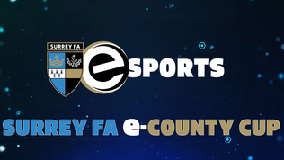 Surrey FA announce date for first e-County Cup Tournament