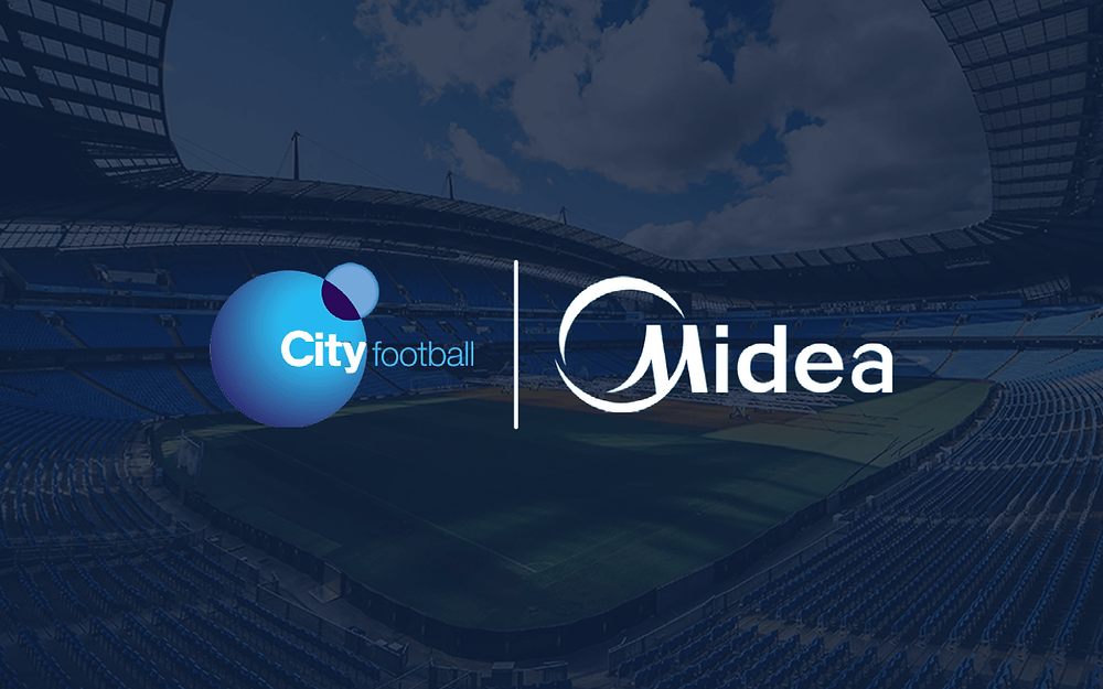 City Football Group expands partnership with Midea to Man City Women