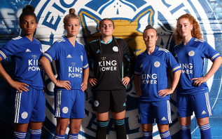 Leicester City launch professional Women's team
