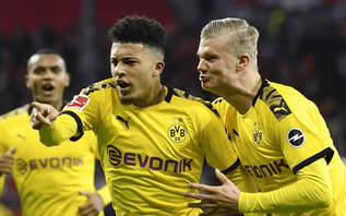 Borussia Dortmund announces partnership with BetMGM