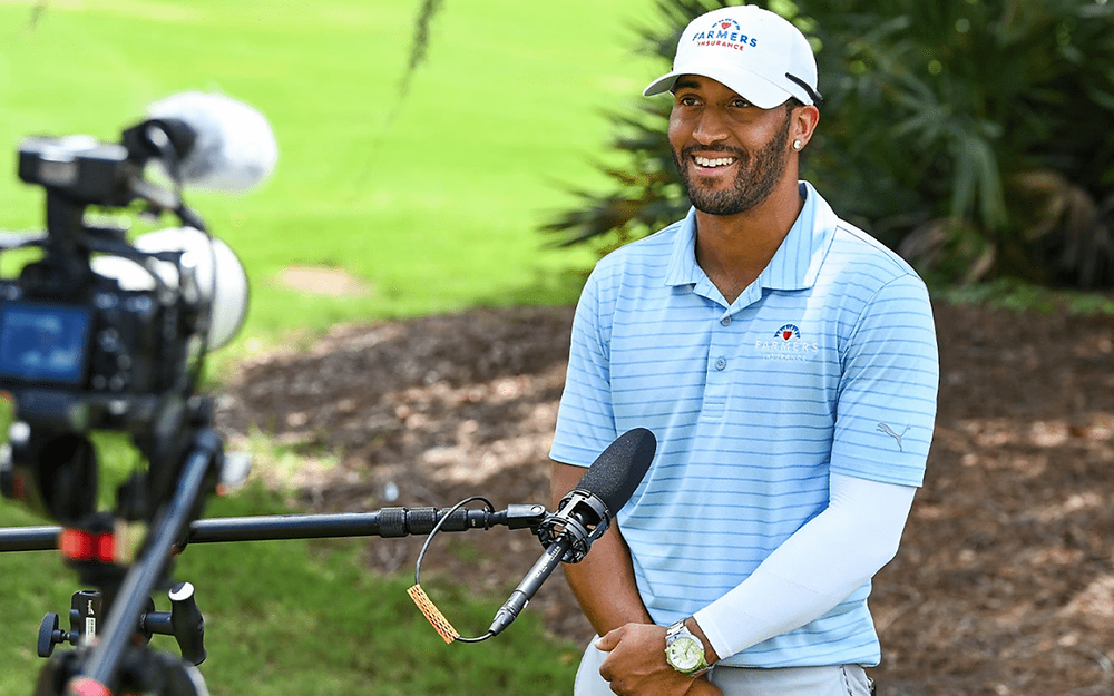 Willie Mack III: From sleeping in his car to the PGA Tour