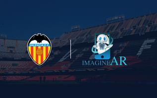 Valencia CF form partnership with ImagineAR