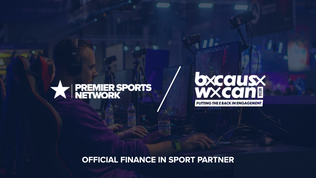 Premier Sports Network enter partnership with Because We Can Media as an Official Partner