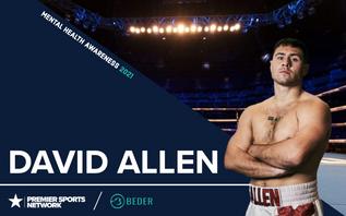 Mental Health Awareness Week: David Allen