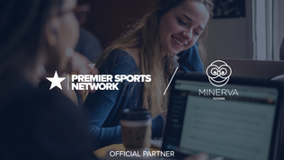 Premier Sports Network partner with education provider, Minerva