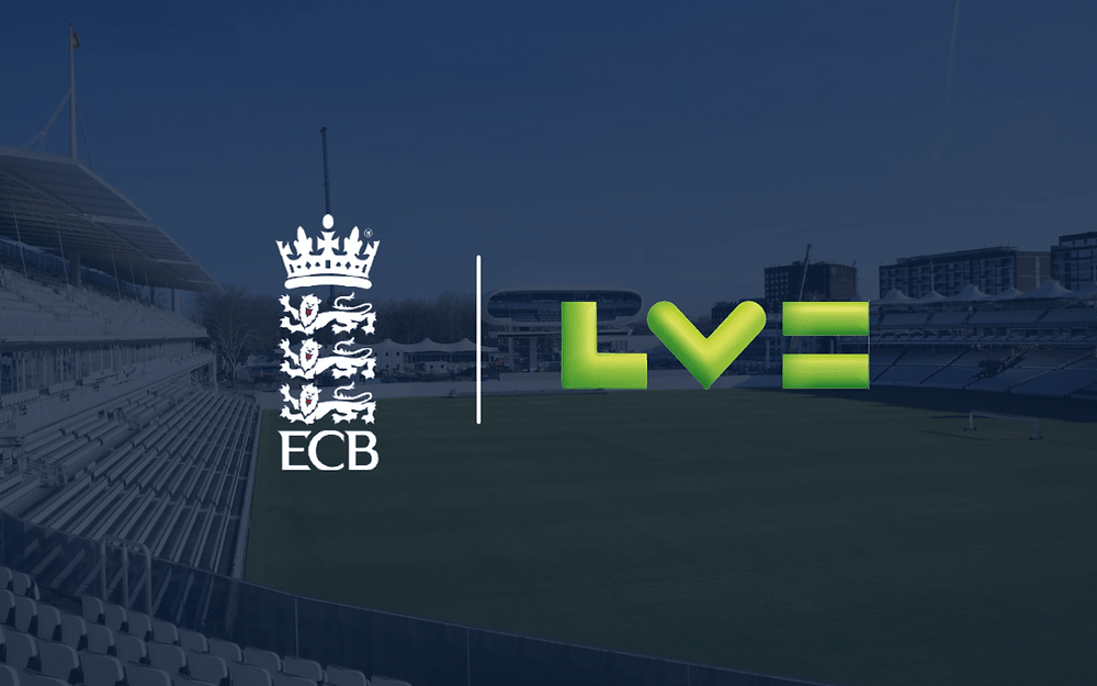 ECB announced LV= as test cricket title partner