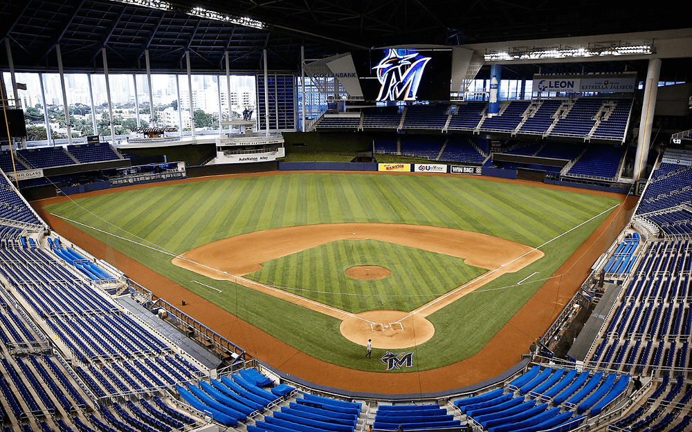 Miami Marlins agrees US$10m a year LoanDepot stadium naming rights