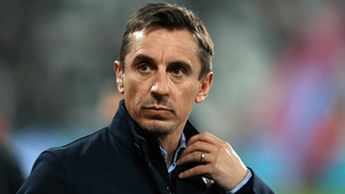 Football pundit Gary Neville grows financial assets to £70m after involvement with 66 businesses
