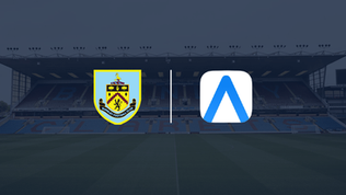 Burnley FC launch global talent search in AiSCOUT partnership
