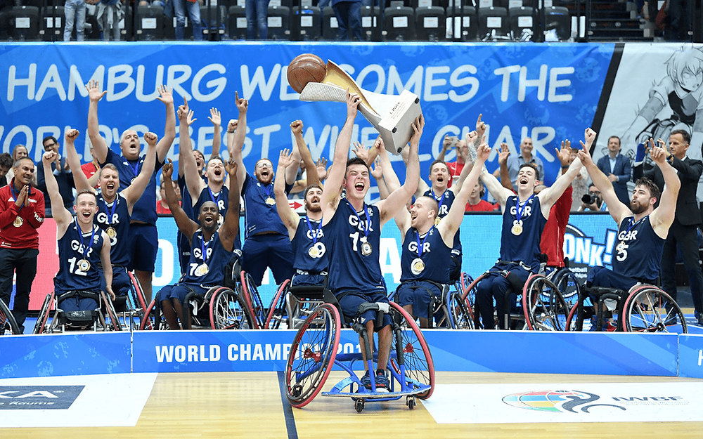 Sport England give British Wheelchair Basketball £1.5m to improve participation