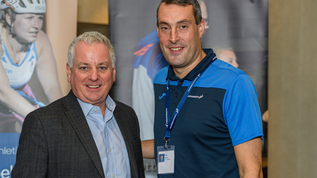 UK Athletics appoint Mark Munro as Director of Development