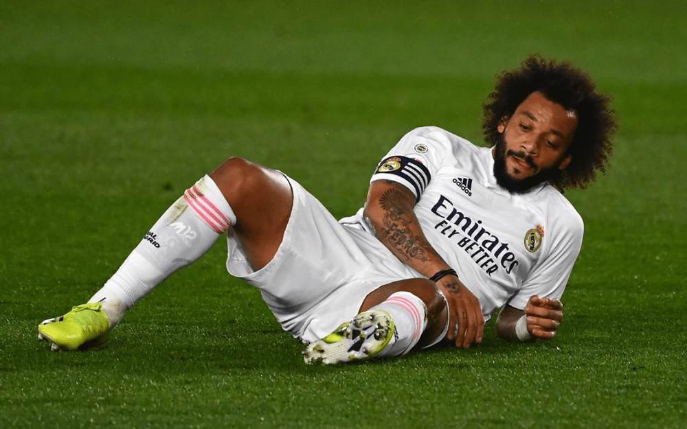 Real Madrid defender Marcelo breaks COVID-19 travel restrictions