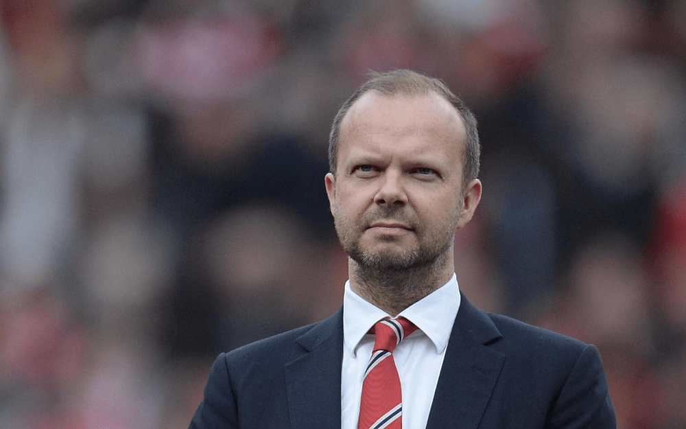 Home of Manchester United's Ed Woodward attacked by protestors